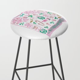 Ugly (but cute) Christmas Sweater Bar Stool