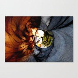 kissunshine Canvas Print