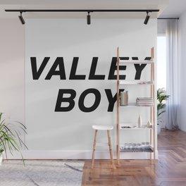 Valley Boy Wall Mural