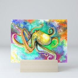 Octocat Mini Art Print