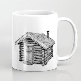 Little log cabin Coffee Mug