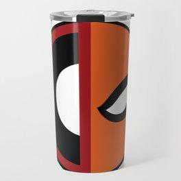 Wilson VS Wilson (Deadpool Deathstroke) Travel Mug