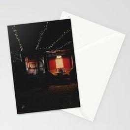 Dark Bar Stationery Cards