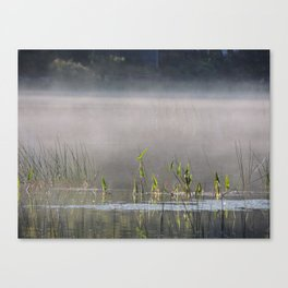 The Last Outpost Canvas Print