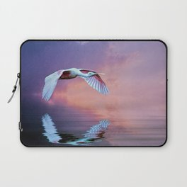Pink sunset Laptop Sleeve