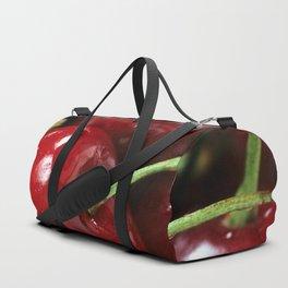 Cherry Cherry Duffle Bag