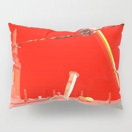 SquaRed: UndeRed Press Pillow Sham