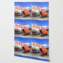 EasyJet Airbus A320 Wallpaper