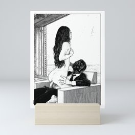 asc 868 - Le grand confort (High-rise) Mini Art Print