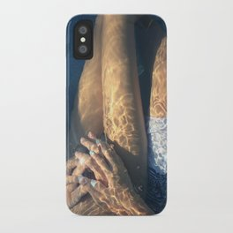 Water Body Lovin iPhone Case