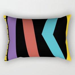 Test Strip Rectangular Pillow