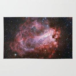 Star Forming Region Messier 17 Rug