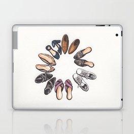 Shoe Circle Laptop & iPad Skin