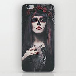 Catrina Day of the Dead iPhone Skin