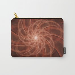 Chocolate Dreams, Fractal Art Carry-All Pouch