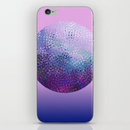 Galatic Sphere iPhone Skin