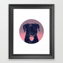 Roscoe Framed Art Print