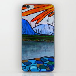 Kettle Valley Watershed iPhone Skin
