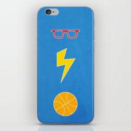 OKC Thunder iPhone Skin