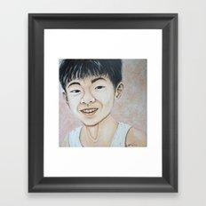 Lucas Fua Framed Art Print