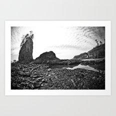 La Push Beach #2 - La Push, WA (5) Art Print