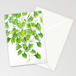 Arrowhead Vine Stationery Cards