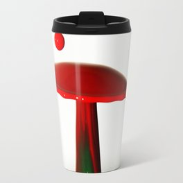 Red Dot Travel Mug