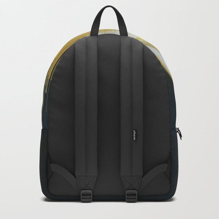 Lemony Good Glitch Backpack