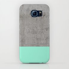 Sea on Concrete Galaxy S8 Slim Case