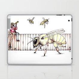 The Last Bee-Fence Laptop & iPad Skin