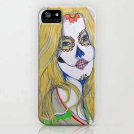 """Guera"" or ""Blondie"" iPhone Case"