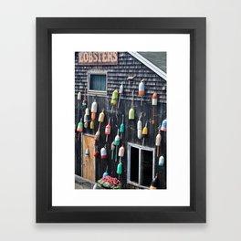 Bar Harbor 1 Framed Art Print