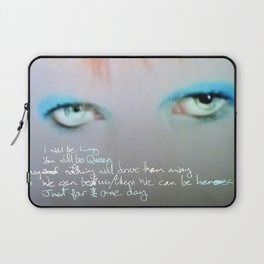 just for one day Laptop Sleeve