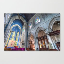 St Andrews Cathedral Singapore Canvas Print