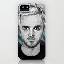 Jesse iPhone Case