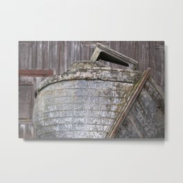 Washed-up Metal Print