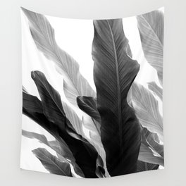Banana Leaves Jungle #3 #tropical #decor #art #society6 Wall Tapestry