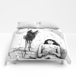 asc 736 - Le trophée (The trophy boyfriend) Comforters