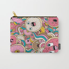 Donut Doodle Carry-All Pouch