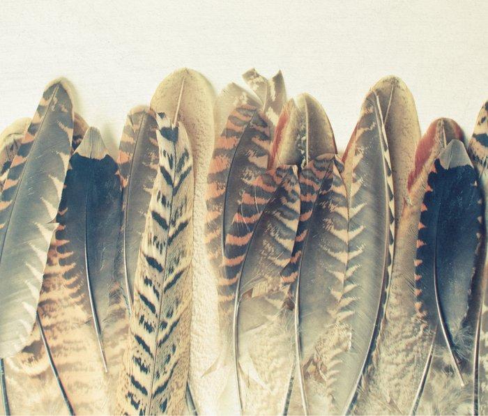 Feather Dip Metal Travel Mug