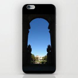 Palace of Fine Arts II iPhone Skin