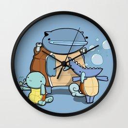 Pokémon - Number 7, 8 & 9 Wall Clock