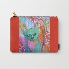 Kittie Carry-All Pouch