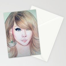 CL (2NE1) - Lee Chae Rin Stationery Cards