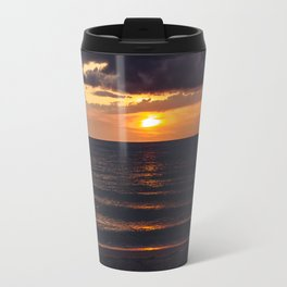 Sunset On Clearwater Beach, FL Travel Mug