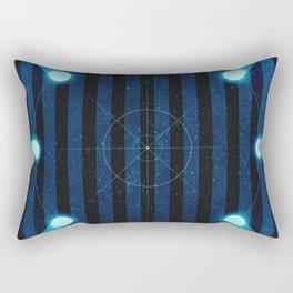Sol System - Kuiper Belt Rectangular Pillow