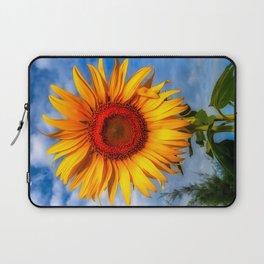 Blooming Sunflower  Laptop Sleeve