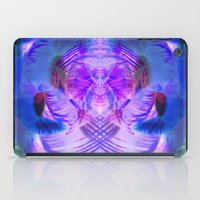 neon iPad Cases featuring NEON by Amelia Temple
