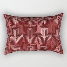 Op Art 115 Rectangular Pillow