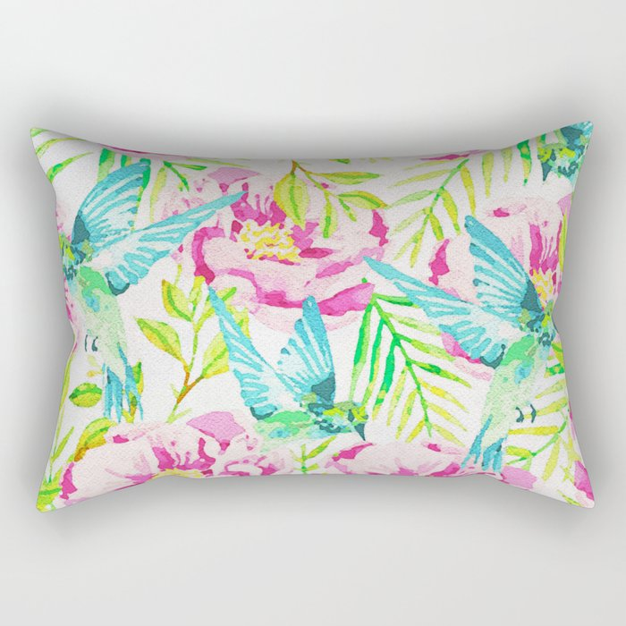 Nectar Rush #society6 #decor #buyart Rectangular Pillow